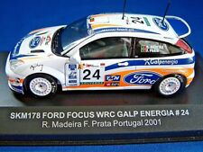 SKID VITESSE SKM178  - FORD FOCUS WRC - PORTUGAL 2001 - R. MADEIRA / F. PRATA