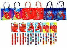 Party Favors Sesame Street Elmo Party Favor Stationery Set - 6 Pack (54 Pcs)