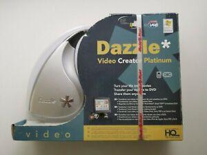 DAZZLE VIDEO CREATOR PLATINUM 2006 - WINDOWS XP NEW& SEALED