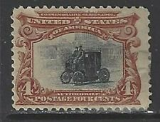 U.S. Mint Scott # 296 4 Cent Pan-Am Expo N.H.Crease 1901