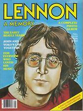 JOHN LENNON A MEMORY  A Complete Photo Album  THE BEATLES