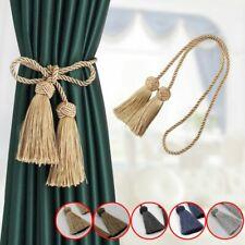 1Pc Room Accessories Curtain Tieback Handmade Curtain Tie Backs Hanging Ball