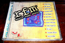 CD: Various Artists - Radio Free Music RFM Vol. 1 Compilation / Crowded House