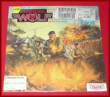 Operation Wolf for the Commodore 64 128 Computer NEW SEALED