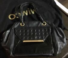 Mimco Leather Origami Day Bag **As New**