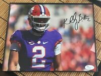 Clemson Tigers KELLY BRYANT Autograph 8x10 Photo JSA COA w/ Frame Missouri