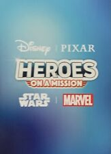 More details for sainsburys heroes on a mission collectors cards complete set 144 cards disney