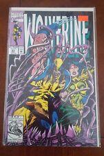 Wolverine #63 (1992) Marvel Comics