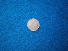 Fifty pence coin.  SCOUT MOVEMENT - BE PREPARED . Issued 2007