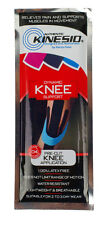 GENUINE KINESIO TAPE PRE-CUT TAPE KNEE SUPPORT SWELLING SPRAIN PAIN STRIPS