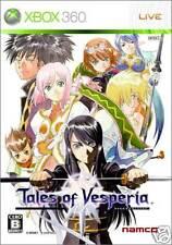 Tales of Vesperia Xbox 360 Xbox360 Import Japan