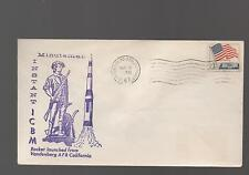 MINUTEMAN INSTANT ICBM LAUNCHED MAY 19,1967  VANDENBERG AFB