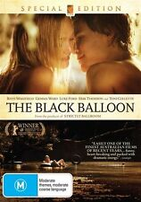 The Black Balloon (DVD, 2008) - Special Edition