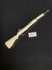 VINTAGE ACTION MAN - GEYPER MAN White M1 Rifle