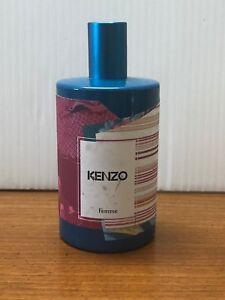 KENZO FEMME Eau De Toilette Spray  3.4 Oz / 100 ml  *NO BOX  Small Scratch