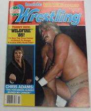 Inside Wrestling Magazine Tommy Rich & Chris Adams February 1985 092014R