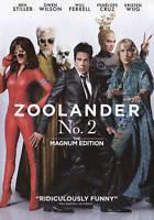 Zoolander 2 DVD, 2016 FREE SHIPPING !!!