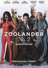 Zoolander 2 (DVD, 2016)