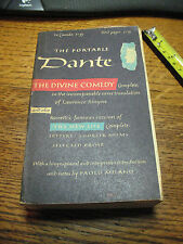 THE  PORTABLE  DANTE w/ DIVINE  COMEDY COMPLETE
