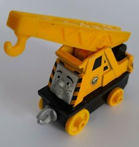 Kevin Thomas The Tank Engine Adventures Engine Kevin The yellow Crane Toy used