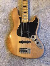 Fender Squier Classic Vine 5 String Electric Bass Guitar