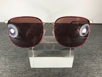 Oxford University Sunglasses 3704 State Systech 58-17-145 Japan Pink Red 2760