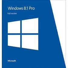 WINDOWS 8.1 PROFESSIONAL (PRO) PRODUCT KEY RETAIL - ESD via Email o Ebay Message