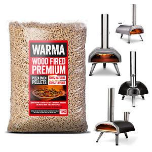 XL Bag 15kg Premium Pizza Oven Wood Pellets Ooni Dellonda Nero Fresh Grills Uuni