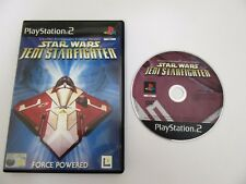 Star Wars Jedi Starfighter PS 2 PlayStation 2 PAL
