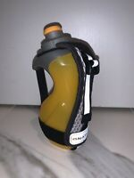 Nathan Reflective Running Hiking Ergonomic Water Bottle Orange