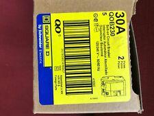 Square D Qob230 (qob 230) 2 pole 30 amp 10kA 120/240v Circuit Breaker (New)