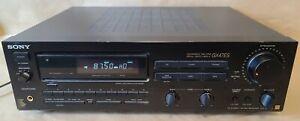 Sony STR-GX47ES - 2 Ch AM FM Stereo Receiver - Elevated Standard - TESTED WORKS
