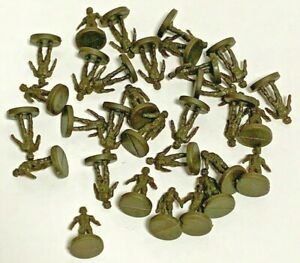 Risk Halo Legendary Edition Bronze Marines Lot - For parts not complete