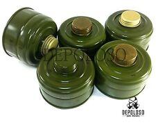 Gp-5 gas mask filter. 5 pcs lot. Suitable for Gp-5 Gp-4 Pmk Pdf Gp-7 Pdf-7 masks