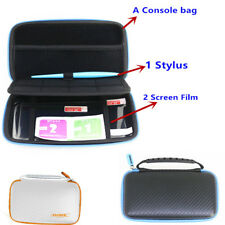 Storage Pouch Bag case For New Nintendo 2DS XL 2DS LL W/ Screen Film Stylus Pen