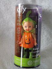 2002 Kelly Is A Pumpkin Halloween Party Doll