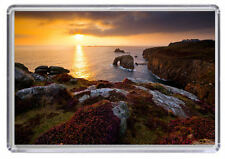 Lands End Cornwall England Fridge Magnet 01