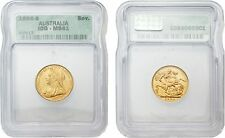 Australia 1894 S Sovereign Gold ICG MS 61