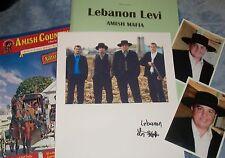 LEBANON LEVI Autographed Photo & Photos -REAL COLLECTIBLE