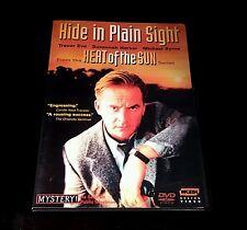 Heat of the Sun - Hide in Plain Sight (DVD)