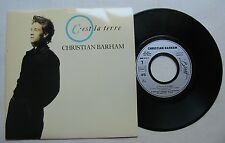 CHRISTIAN BARHAM (SP 45T) C'EST LA TERRE