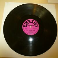 LATE (1957) R&B/SOUL 78 RPM RECORD - CLIFF BUTLER- NASCO 6003