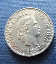 """Münze 10 Rappen Schweizer Franken 1992 """"B"""" Umlauf gültiges Zahlungsmittel"""