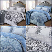 Duvet Cover Set King Size Double Single Super Bedding Quilt Kingsize New Printed