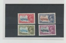 BRITISH SOLOMON ISLANDS. STAMPS. SG53-56. M/M. CAT £28.00.