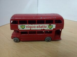 P145-MATCHBOX LESNEY No5C LONDON BUS