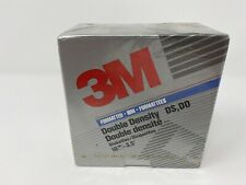 "*NEW* Vintage - 3M 3.5"" IBM Formatted - Double Density DS, DD Diskettes - SEALED"