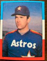 1982 Topps Houston Astros Nolan Ryan Sticker #13 - HOF