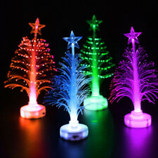 Christmas Xmas Tree LED Light  7 Color Changing Lamp Home Party Wedding Decor