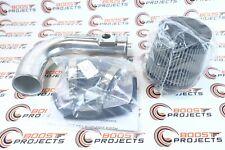 HPS Performance Shortram Air Intake Kit Polished for Acura TSX Honda Accord 2.4L
